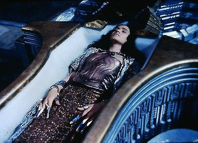 "JAYE DAVIDSON in ""Stargate"" - Original 35mm COLOR Slide - 1994"
