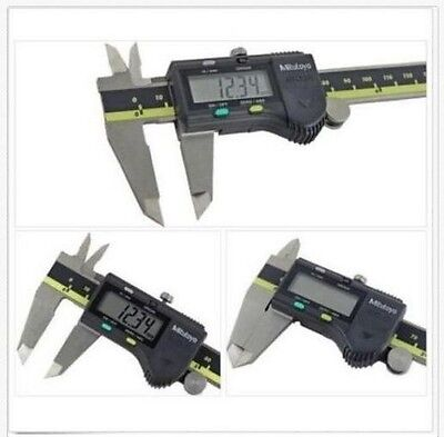 "New Brand Vernier MITUTOYO Absolute 6"" Digital Calipers # 500-196-30 Electronic"