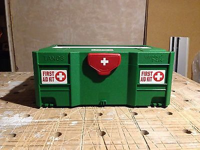 Tanos Festool First Aid Kit In Systainer