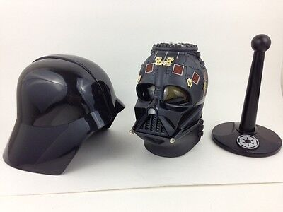 Star Wars Trilogy Riddell .45 scale Authentic Miniature Scale Darth Vader Helmet