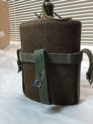 British Military Canteen (cloth Wrapped)