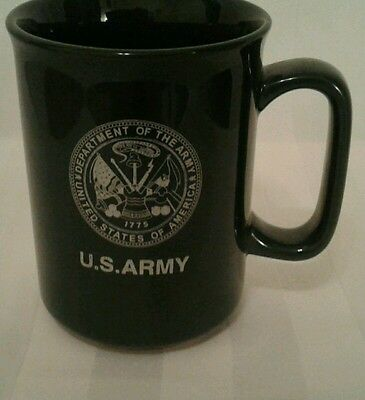 Department Of The Army Coffee Mug US ARMY