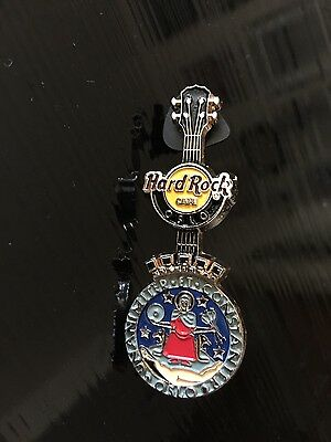 Hard Rock Cafe Oslo city pin. 2016 Sold Out