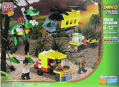 block tech construction lego - kids toy - new 15 sets