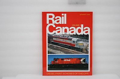 RAIL CANADA VOLUME 3 by DONALD C. LEWIS
