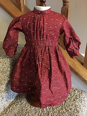 American Girl Doll Kirsten School Outfit- Pleasant Company -1989