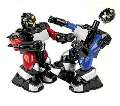 The Platinum Collection by Shift NEW Red Blue 2-Player Boxing Robots $60- 211