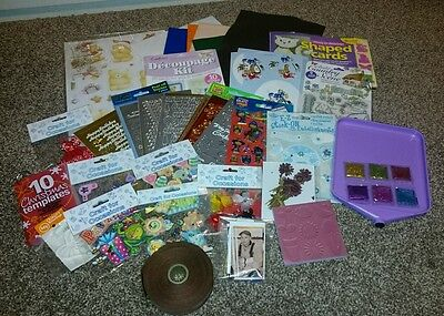 crafters/ card makers miscellaneous bundle (1)