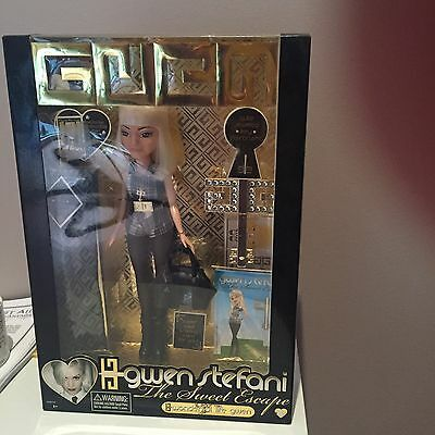 GWEN-STEFANI DOLL - Rare, Mint In Box. Collectable In The Making - 2007.