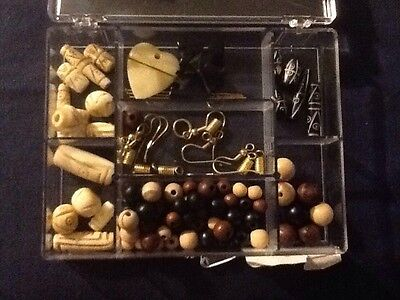 Old World Jewellery Beads And Jewellery Fittings Set