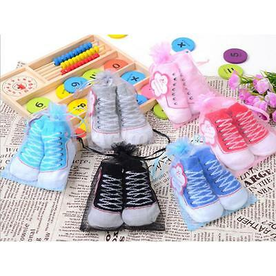Baby Girl Boy Gripper Socks Booties Non Slip Shoes Slippers Toddler Infants Size