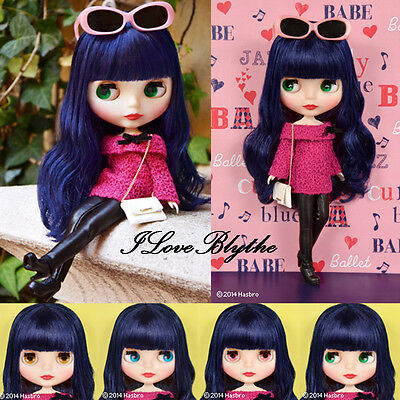 """Hasbro Exclusive Neo Blythe """"Curly Blue Babe"""""""