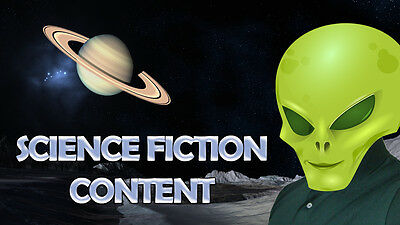 Short Story Writing Service - 600 Word Science Fiction Story - Full Rights