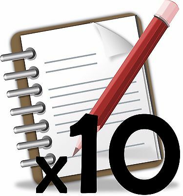 Article Writing Service - 10 Original Articles - 400 Words Each - Package Deal