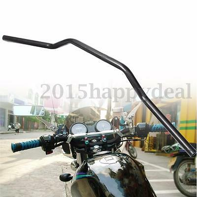 7/8'' Motorcycle Handlebar Bars For Honda Suzuki Yamaha Bobber Custom 22mm Front