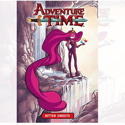 Adventure Time: Bitter Sweets By Danielle Corsetto New Paperback 9781782763048