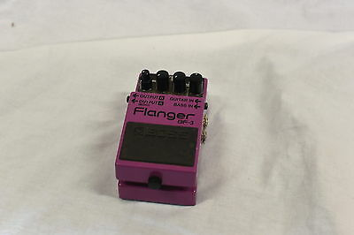 Bose  BF-3 Flanger Guitar Pedal - Made In Taiwan