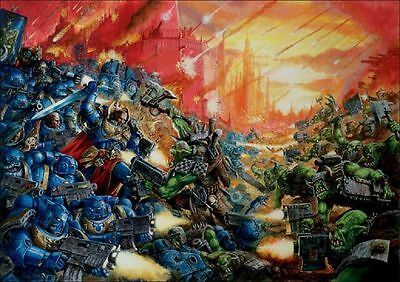 WH40k Older Codexes and Other Books Multi Listing