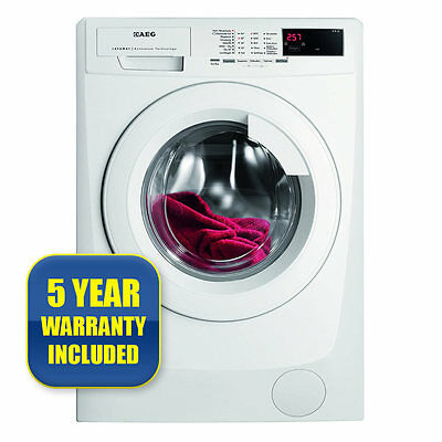 AEG 8kg 1400spin washing machine 5 Years P&L warranty|Free Delivery|48hr tracked