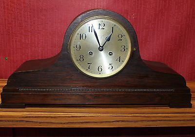 Antique Mantel Clock Germa Bracket Clock *F.M.S* FRIEDRISCH MAUTHE SCHWENNINGEN*