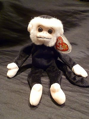 TY -Beanie - Mooch the Monkey - with tags