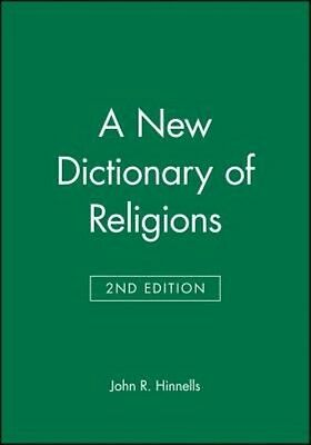 A New Dictionary of Religions by Hinnells Hardcover Book (English)
