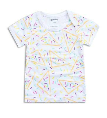 NEW Fairy bread baby t-shirt Girl's by joey jelly bean