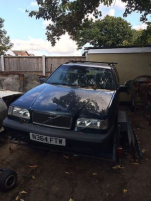 Volvo T5 850 Spares Or Repair