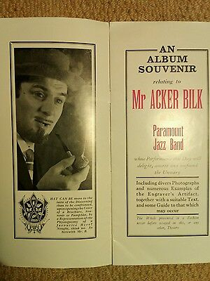 Early ACKER Bilk Programme