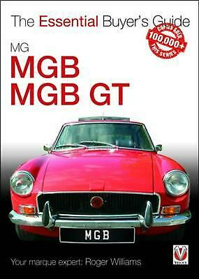 Mgb & Mgb Gt: The Essential Buyer's Guide by Roger Williams Paperback Book Free