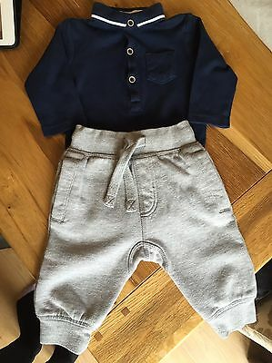 Boys Next Outfit, Size 3-6 Months