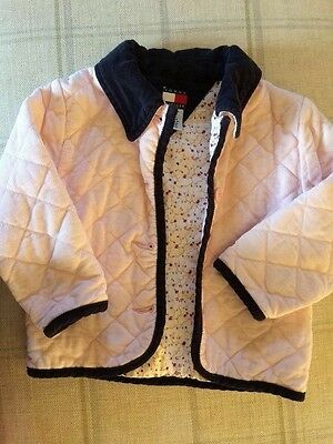 gorgeous tommy hilfiger girls coat 2years