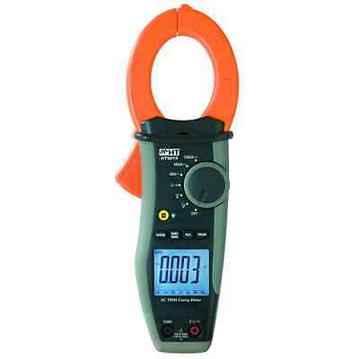 HT9019 Clamp Meter 1000A AC TRMS **CLEARANCE**