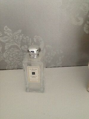 Empty  Jo Malone bottle