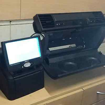 bmw E36 build in dvd player with 7' tft lcd color monitor