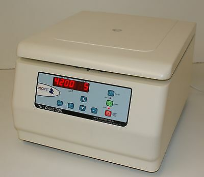 Cell Cycle 360 Bench Top Centrifuge 50ml Swing Out Rotor & Accessories