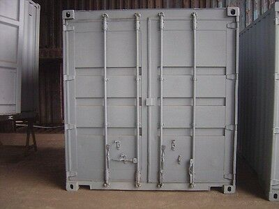 Used 20' Ft shipping and storage container for Sale