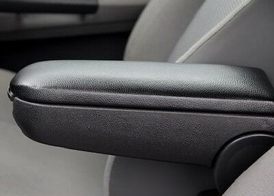 To Fit Ford Transit Connect (2002-09): Centre Console Armrest Black
