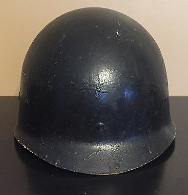 US Army Vintage Ordnance Training Helmet Post Office U.S. Mail Issued With Liner