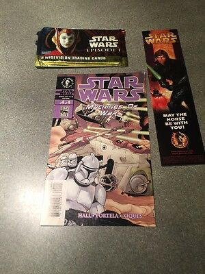 Miscellaneous Star Wars Lot