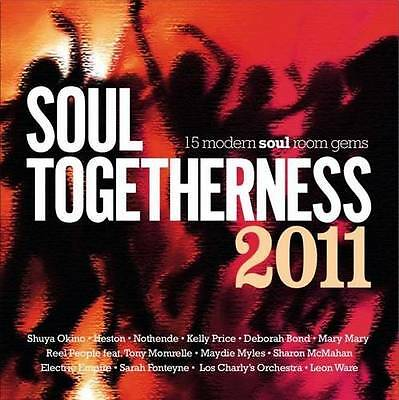 Soul Togetherness 2011  New & Sealed Modern Soul 2X Lp Vinyl Album (Expansion)