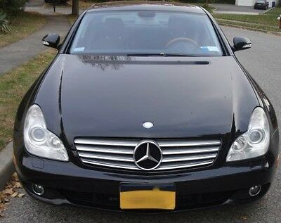 2007 Mercedes-Benz CLS-Class Luxury 2007 mercedes-benz cls550 AMG ***rare rull red interior***