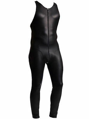 209558 MANstore M510 - Athletic Suit Ganzanzug, LATEX/Leder-IMITAT