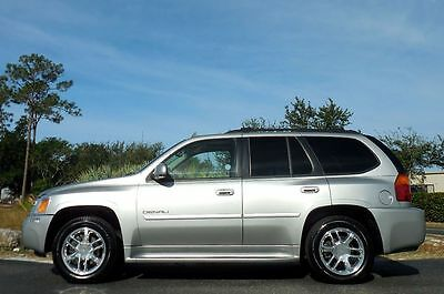 2006 GMC Envoy SHARP 4x2 DENALI~NAVIGATION~CHROME~FLORIDA CERT AWESOME SUV V8 2 OWNERS~LEATHER~SUNROOF~HEATED SEATS~MICHELINS~NICE~07 08 09 10