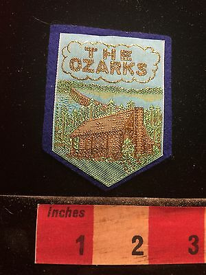 The OZARKS Missouri OR Arkansas Patch C60C