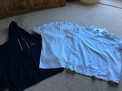 Mens Bundle Of Clothes Size Large Used