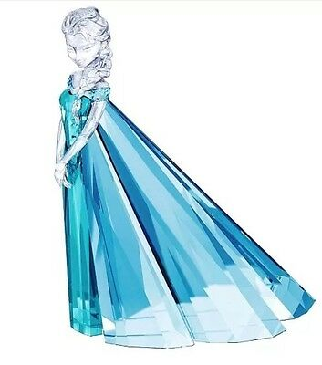 Limited Edition Swarovski Disneys Elsa From Frozen  Brand New And Boxed