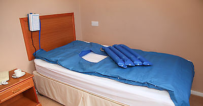 BATCH Of 5 BEDSORE  PREVENTION/RELIEF AIR-JETTING MATTRESS WITH TOILET HOLE