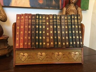 AntiqueArt Nouveau  Book Shelf