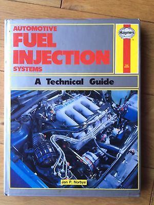 Haynes Automotive Fuel Injection Systems, Technical Guide